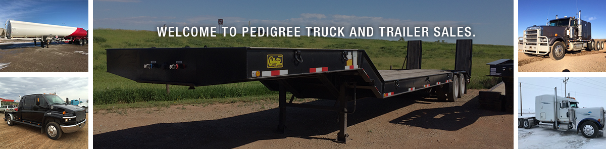 Pedigree Truck and Trailer Sales